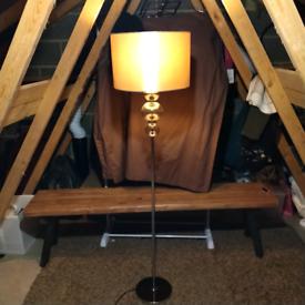 Next free standing lamp