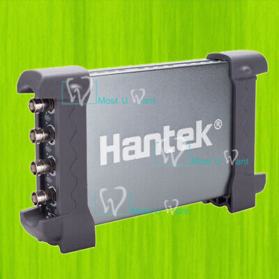 Hantek Digital Automotive Diagnostic Oscilloscope 4ch 100mhz 1gsas8bits 64k Ce