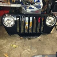 JEEP TJ PART OUT