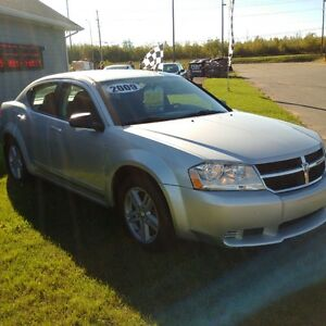 2009 Dodge Avenger Sedan! 1 owner! low kms!