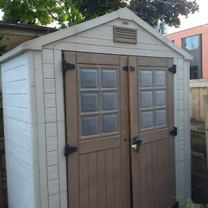 Garden shed for sale 3x7