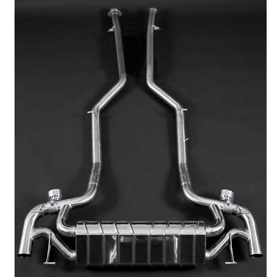 Capristo Mercedes Benz Sls Amg Valved System & Mid-Pipes & Remote Control