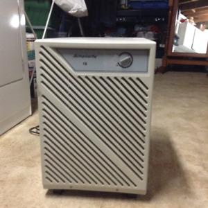 Simplicity 15 quart dehumidifier For sale
