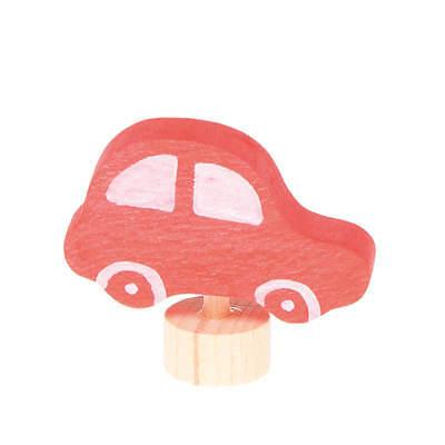 Grimm's Stecker Auto rot 03560 für Geburtstagsring Grimm  +BONUS ()