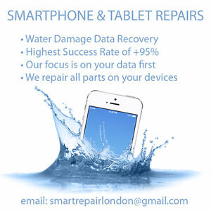 Smart Phone & Tablet Repairs - Water Damage Recovery Specialists