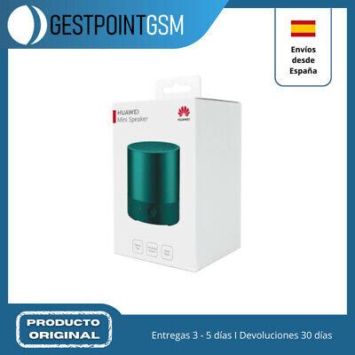 Altavoz inalámbrico Huawei Mini Speaker bluetooth CM510 - Verde Esmeralda