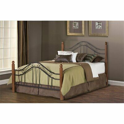 Hillsdale Madison Bed Set Full Rails Not Included, Textured