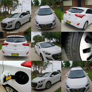 2015 HYUNDAI I30 TURBO DIESEL 42,000KM ONLY Dean Park Blacktown Area Preview