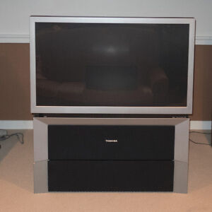 "46"" Rear-Projection HDTV (Toshiba 46H83) (16x9, 1080i)"
