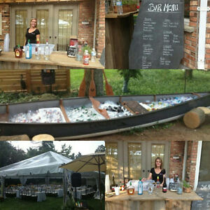 BARTENDERS AVAILABLE FOR YOUR WEDDING/STAG AND DOES! Cambridge Kitchener Area image 1