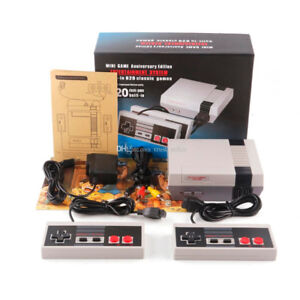 NES System with 600 Games and 2 Controllers - On Sale for XMAS