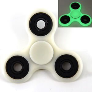 Colorful Hand -Spinner Fidget Toy Glow in the Dark StressReducer