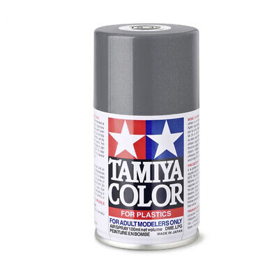 Tamiya 85042 Couleur TS-42 Clair Pistolet Métal Satiné 100ml Spray Modèle Neuf