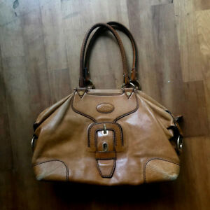 FS: Vintage Todds Leather Handbag