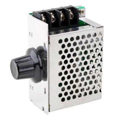1 Pcs 4000w 220v Ac Scr Motor Speed Controller Module Voltage Regulator Dimmer
