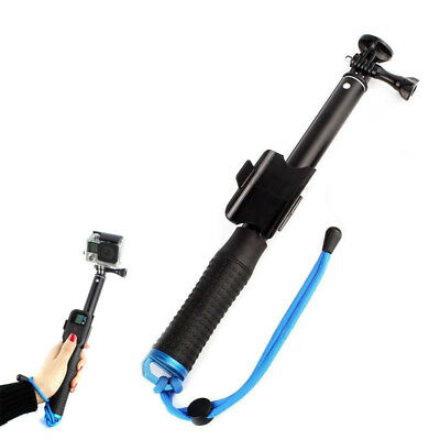 For GoPro Camera Extendable Monopod with WiFi Remote Mount Handheld Selfie Stick
