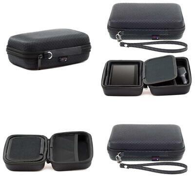 Digicharge Black Hard Carrying Case for Garmin Drive DriveSmart 65 60LM 60LMT 61