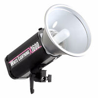 White Lightning X1600 Studio Strobes