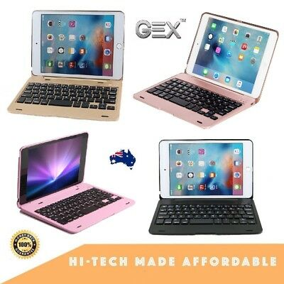 Best Gift Kids Wireless Bluetooth Keyboard Case For iPad Mini 4 + Free