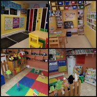 After School Care, Toddler Care and Preschool!