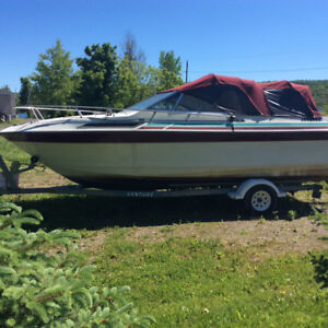 1989 Thundercraft  with VB 280 Venture Tralier