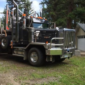 2006 Kenworth C500 with 2017 Peerless Quad