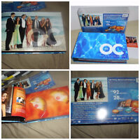 The complete Series of the OC on dvd