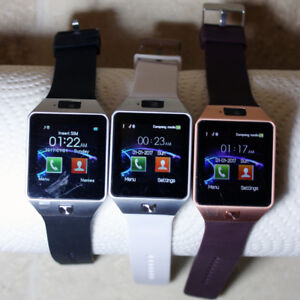 NEW DZ09 Bluetooth Smart Watch Phone Unlock GSM SIM For Android