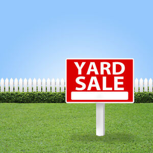 YARD SALE - east end Truro