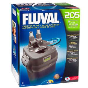 fluval 205 usage