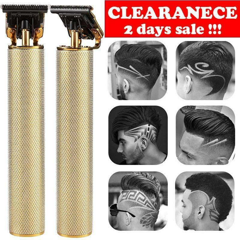 professional hair clippers mens usb electric trimmers