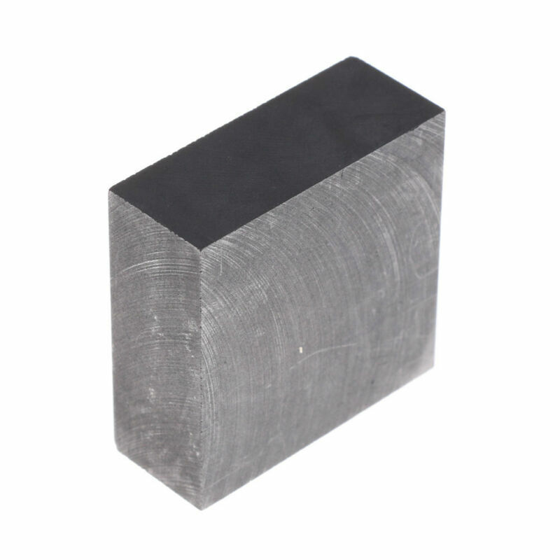 50*50*20mm High Purity Density Fine Grain Square Blank Graphite Block Plate A
