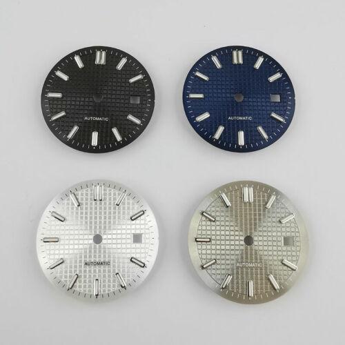31mm Sterile dial Luminous marks fit for Miyota 8215,ETA 2824 2836 Movement