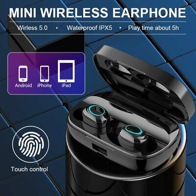2020 Best Quality Wireless Bluetooth 5.0 Earbuds Headphones Headset for iphone