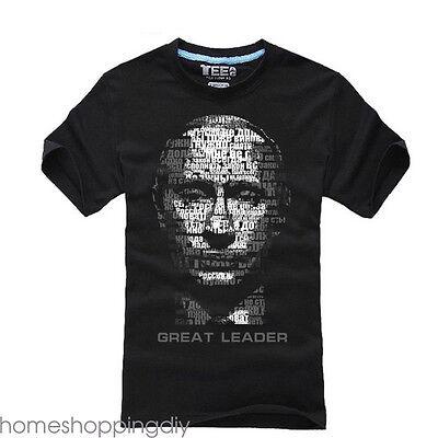 2017 Mens Patriotic Short Sleeve T Shirt Russian President Vladimir Putin Image