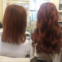 Mississauga Affordable Professional Hair Extensions Port Credit