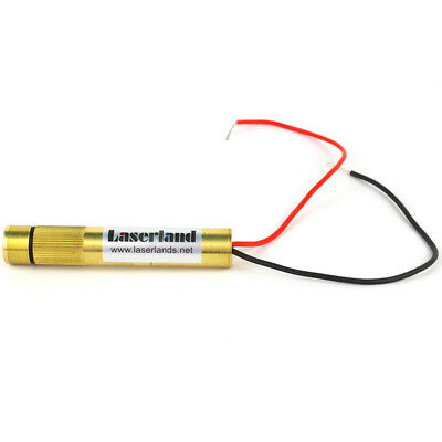 1270 532nm Green 50mw Cross Hair Cross Line Laser Diode Module Glass Lens