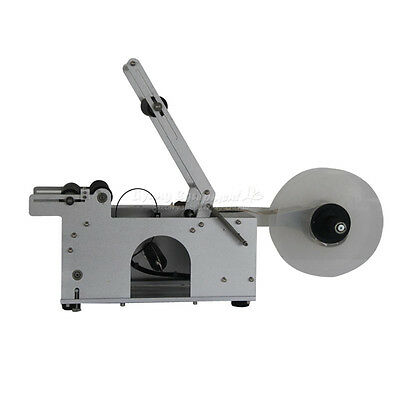 LT50 Semi-automatic Circular Labeling Machine Sticker Labeling Machine for sale  Shipping to Canada