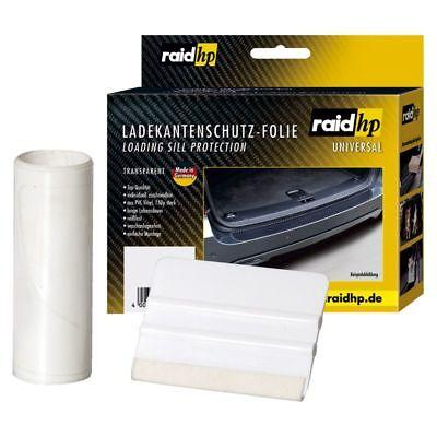 raid hp Ladekantenschutz - Opel Astra H (04-10) - Schutzfolie transparent