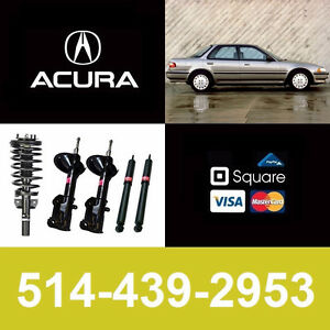 Acura Integra • Shocks and Struts ► Amortisseurs