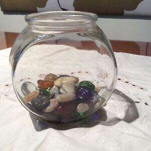 Aquarium 2 litres en verre