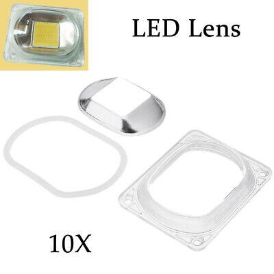 Led Cob Chip Lens Lamp Led Lens Reflector Collimator Led Optical Lens