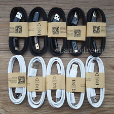 MICRO USB CHARGING CABLE CORD SYNC FOR ANDROID CELL PHONE 3FT 6FT 10FT SL