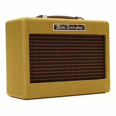 Fender Mini Amplifier, The Legendary '57 Twin-Amp