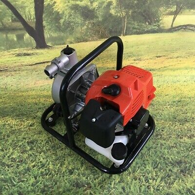 43cc 1.7hp 2-stroke Petrol High Pressure Pump Water Transfer Irrigation Pump Us