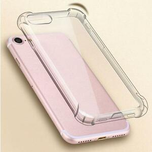 étuis transparents coin renforcé ** New Case cover iPhone 7 7plus 5 5SE 6 6s