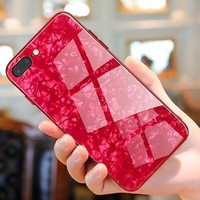 Handyhülle Für iPhone 6s 7 8 Plus XR XS Max Slim Silikon Case Schutz Tasche