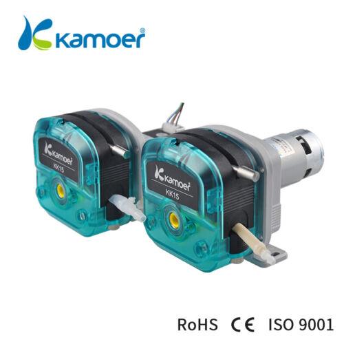 Kamoer KK15-S18 Peristaltic Water Pump Stepper Motor