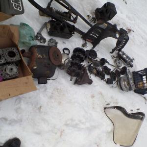 polaris ultra/indy triple parts for sale