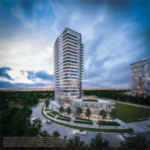 AT DON MILLS/SHEPPARD NEW 1 BED+DEN CONDO! CALL NOW!
